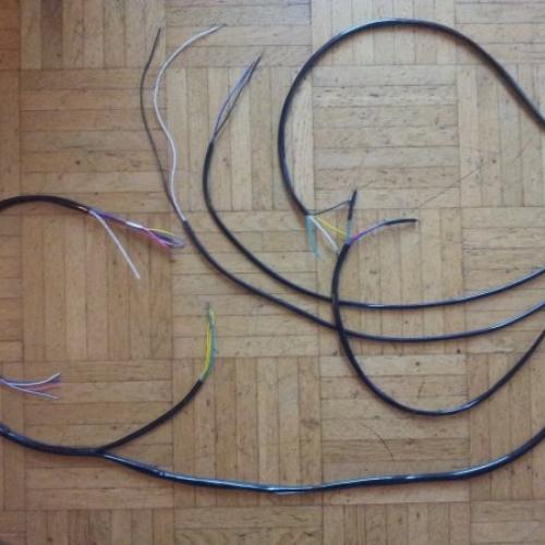 Kabelbaum einer MV 150